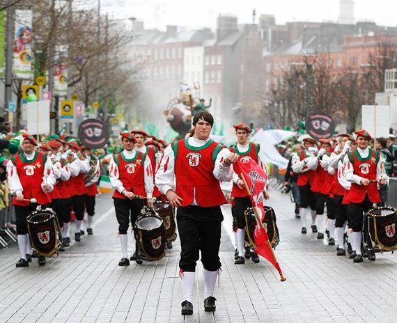 St. Patrick's in Dublin, Irelanda