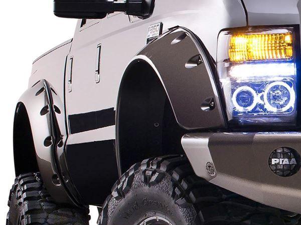 Bushwacker Cut Out Fender Flares Ram Dodge Accessories