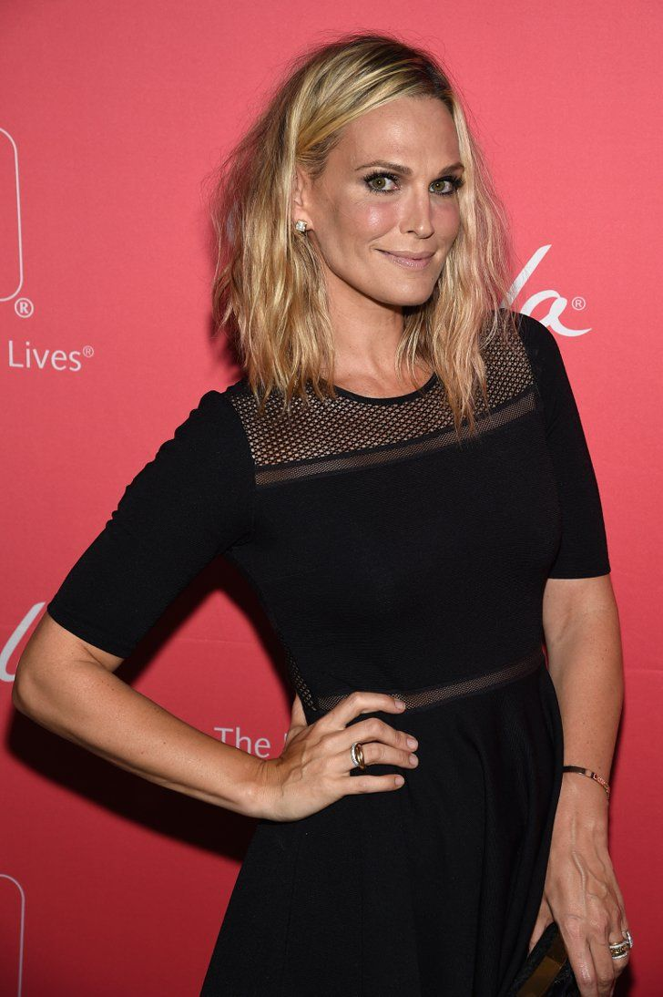 Pin for Later: A Look at All the Must-See Action From New York Fashion Week Molly Sims