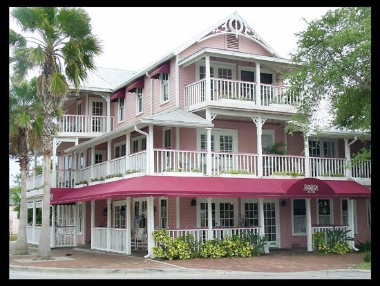 Riverview Hotel New Smyrna Beach Florida