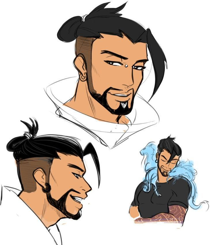 Hanzo's new look from Reflections