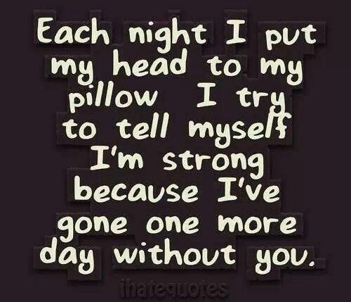 I still hold onto the Prayer shawl they gave you...every night...