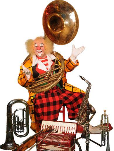 Muzikale Clown Teddy Klarinetti. Een topper!!! Als kinderprogramma of specifiek sint programma. http://www.sintentertainment.nl/voorprogramma.html