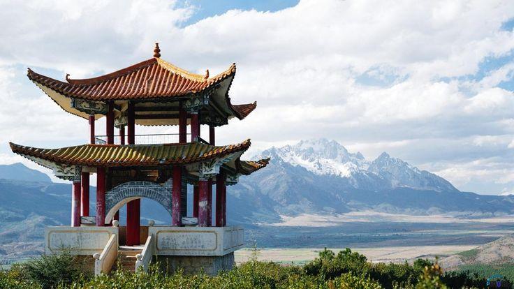 • Visit China.