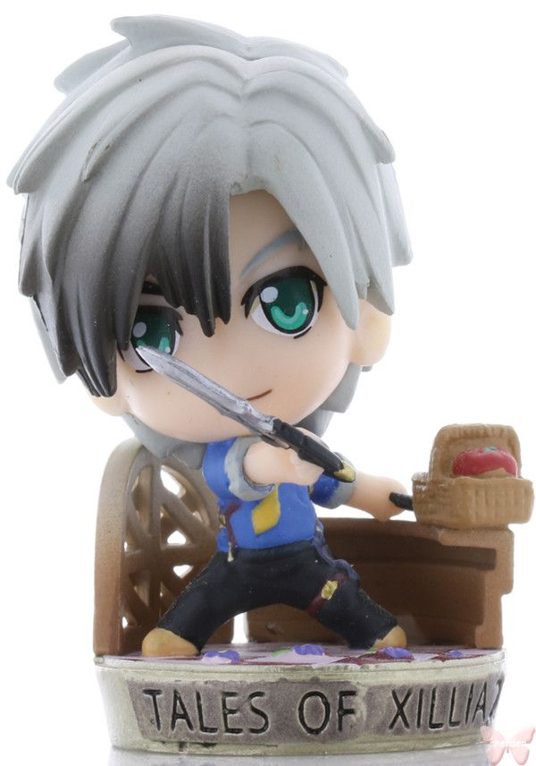 Tales of Xillia 2 Figurine - Petit Puchi Chara Land Special Selection Ludger Will Kresnik (Ludger)