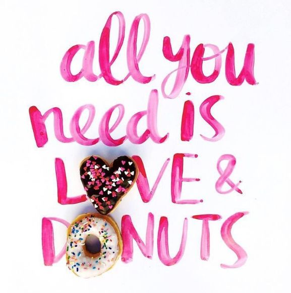 Image result for donut quote