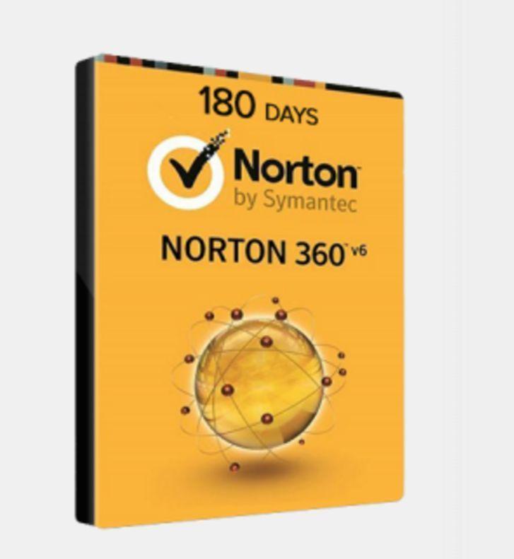 Norton 360 Antivirus 180 Days 1 PC Brand New Key Email Delivery! ✔100% Positive✔ #Norton