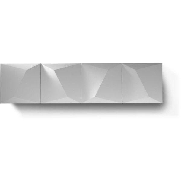 Linfa Design Prisma sideboard - Suspended (27.800 HRK) ❤ liked on Polyvore…