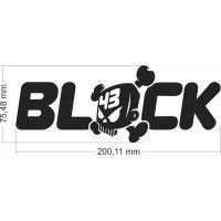 Кен Блок, Ken Block, стикер