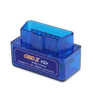 Aomaso Mini OBD2 OBDII Diagnostic Scanner automobile Bluetooth Outil de diagnostic sans fil Auto Scanner pour voiture, numérisation…