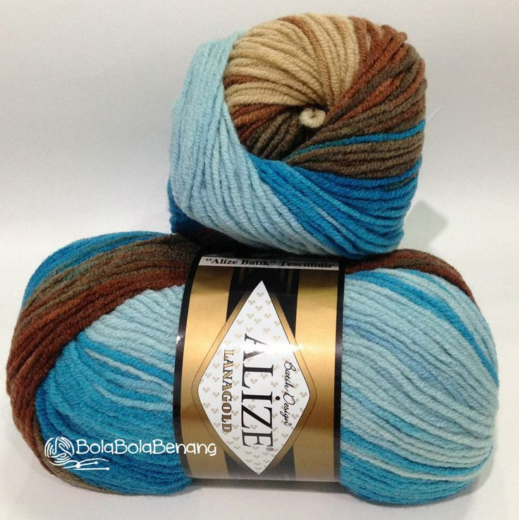 LANAGOLD BATIK 3541, Price: Rp.100.000,- /gulung, Bahan: 49% Wool – 51% Acrylic, Berat/Panjang: 100gr/240m, Knitting Needles: 4mm –6mm, Crochet hook: 5mm - 6mm