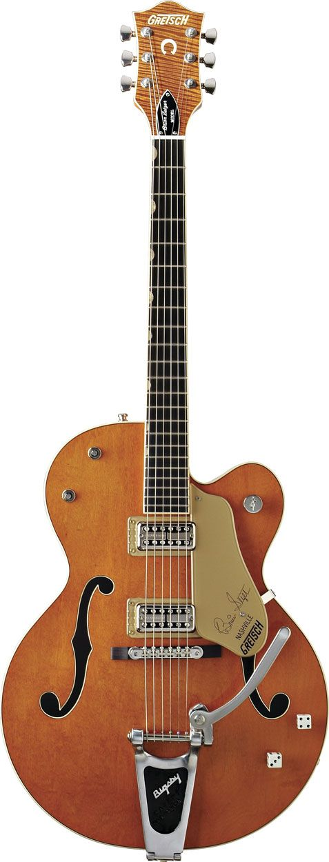 G6120SSL Brian Setzer Nashville® with TV Jones® Pickups by Gretsch® Electric Guitars
