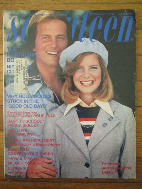 SEVENTEEN September 1974 MAGAZINE 17 by letspretendkids on Etsy, $14.99