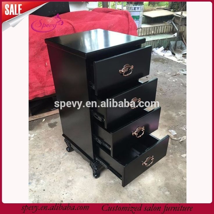 2017 hot salon tools hair trolley pedicure carts for sale