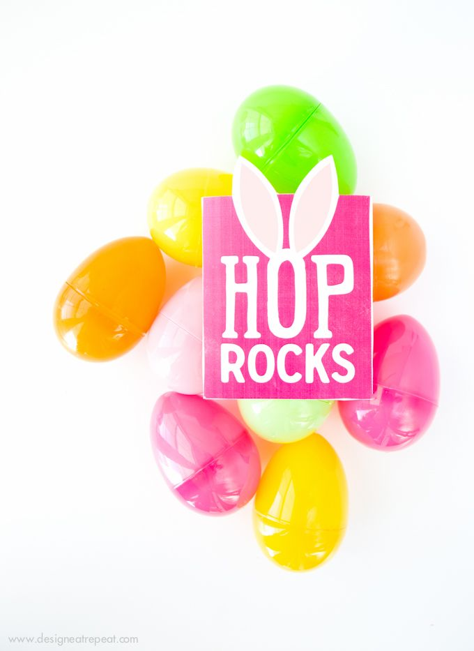 Need a fun way to spruce up your kid's Easter basket? Print off these Free E…   – label/tag