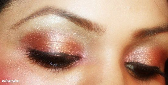 Best Copper Eye Shadows To Try This Season