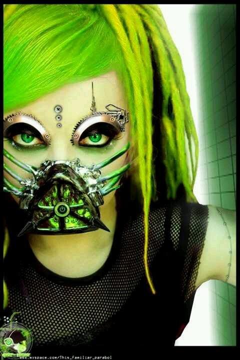 Cyber-Goth