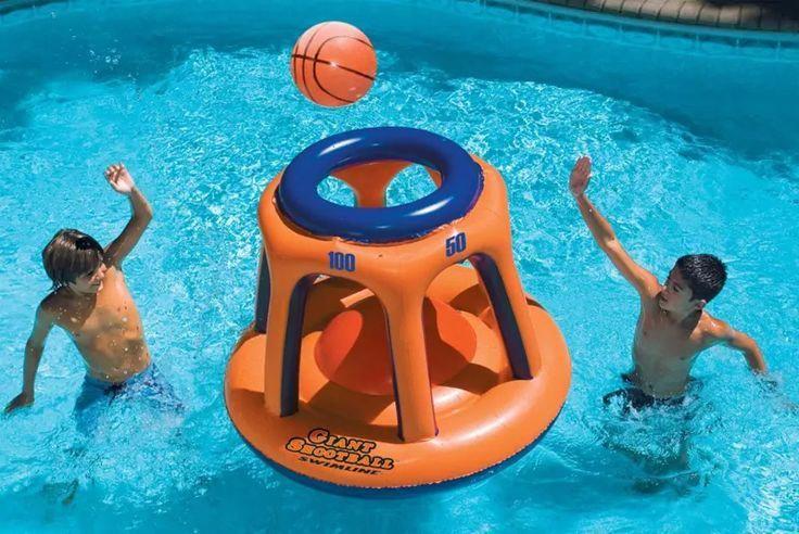 Enchanting Pool Deck Pooldeck Pool Floats For Kids Pool Accessories Swimming Pool House