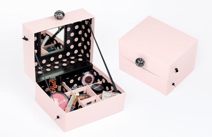 Dein Glossy Beauty-Organizer