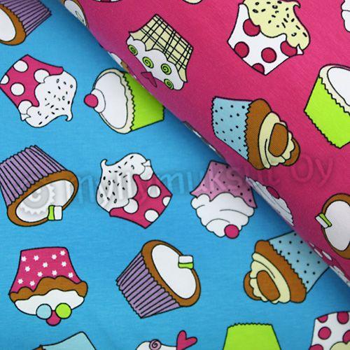 Trikoo, Cupcakes