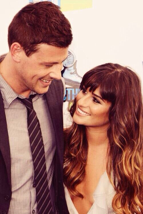 I love you Lea your the best! RIP Cory well all miss you so much GLEE forever!