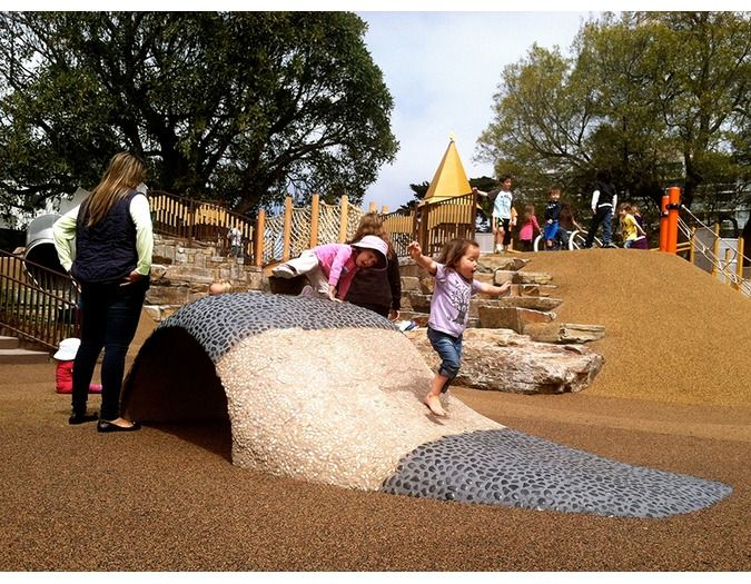 Lafayette Park Playground, Miller Company Landscape Architects, San Francisco California, 2013   Playscapes