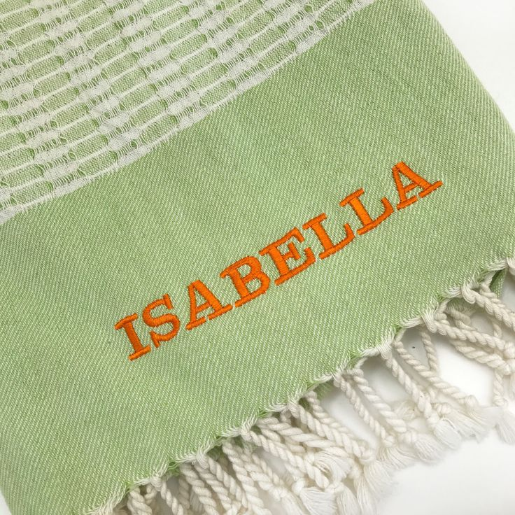 Top 25+ Best Personalized Towels Ideas On Pinterest