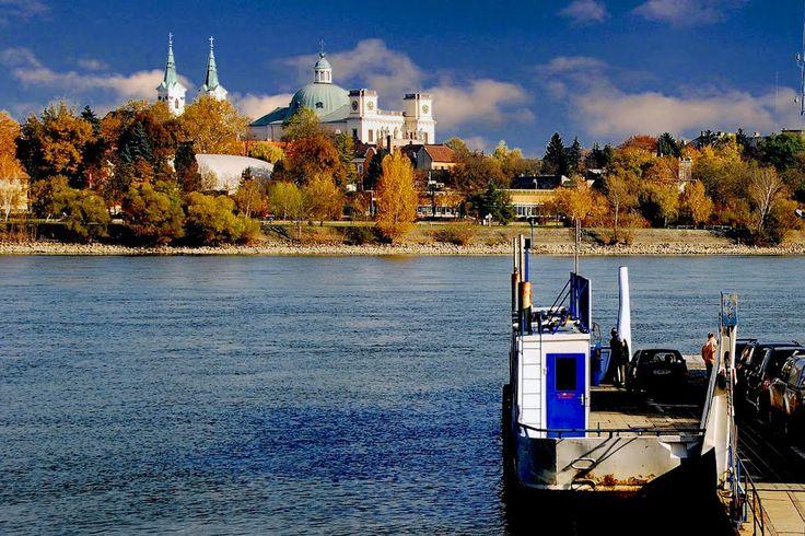Vác-i Duna-part