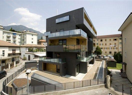 Villa Urbana Domus Radicalis / Metrogramma | ArchDaily