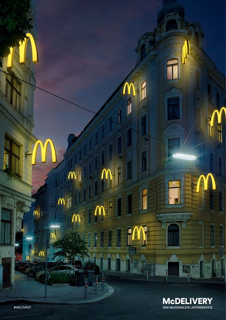 McDonald's: McDelivery | Ads of the World™