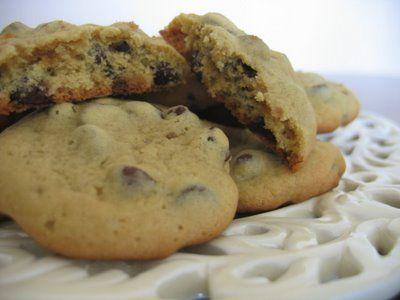 Cinara's Place: Chocolate Chip Cookies