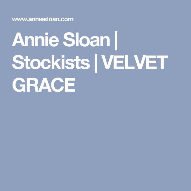 Annie Sloan | Stockists | VELVET GRACE