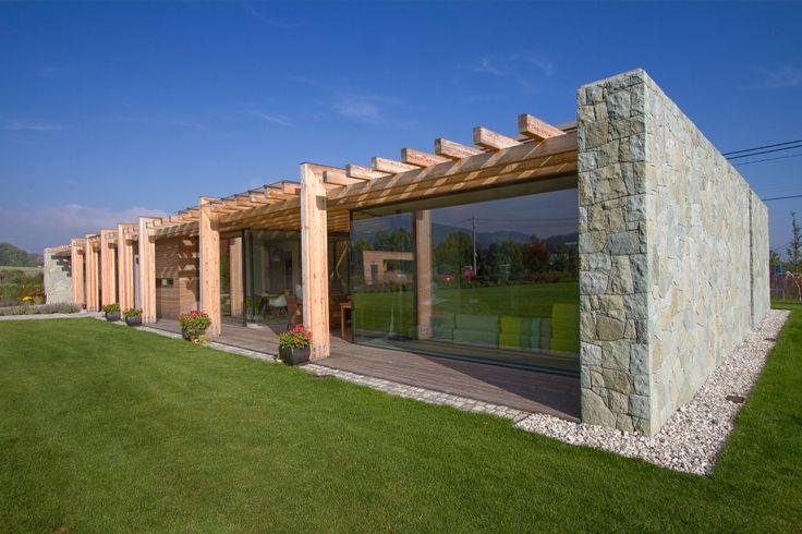 Family House Palkovice / Qarta Architektura
