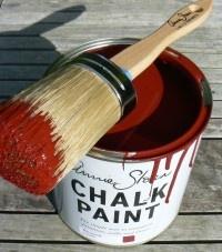New Annie Sloan Chalk Paint Colour - Burgundy £18.95