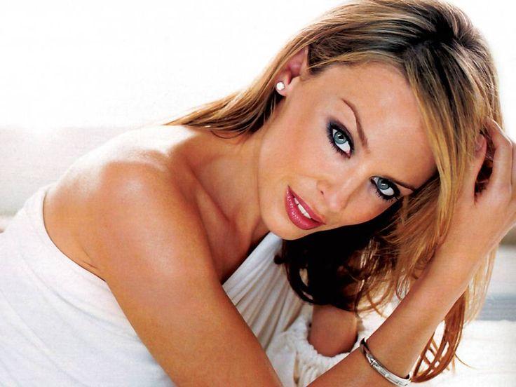 Kylie Minogue naturally beautiful....timeless