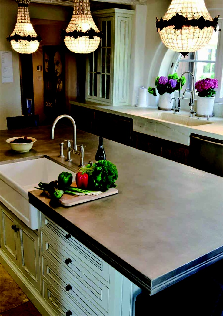 res high design pewter denver countertops by