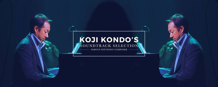 Koji Kondo's Soundtrack Selection You may have never heard of Koji Kondo's name but you most definitely have heard of the tunes he composed. Let me introduce you to his works.