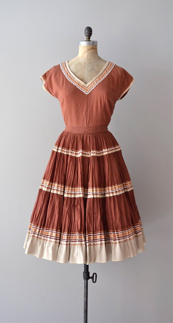 50 best 1950's Patio dresses images on Pinterest | Fashion ...