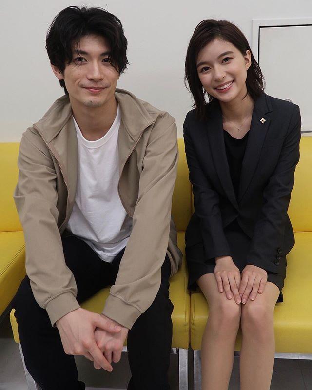 公式 火9ドラマ Two Weeks さん Twoweeks Ktv Instagram写真と動画 三浦春馬 髪型 メンズ 俳優