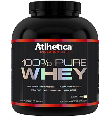 100% Pure Whey - 2kg