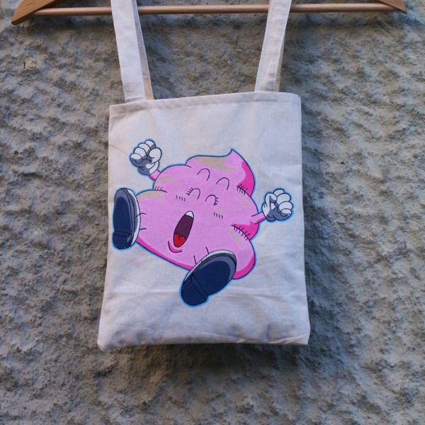 Poo Tote Bag de Mr. Rancio! Ilustración por DaWanda.com #handmade #totebag