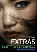 "Extras, by Scott Westerfeld. This book, the fourth installment in Westerfeld's YA ""Uglies"" series, takes place in what was once Japan."