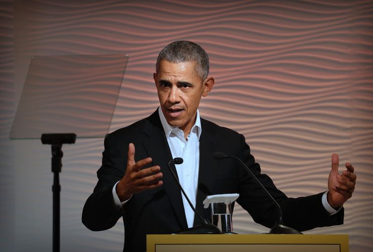 FOX NEWS: Obama on climate change: 'A pause in American leadership'