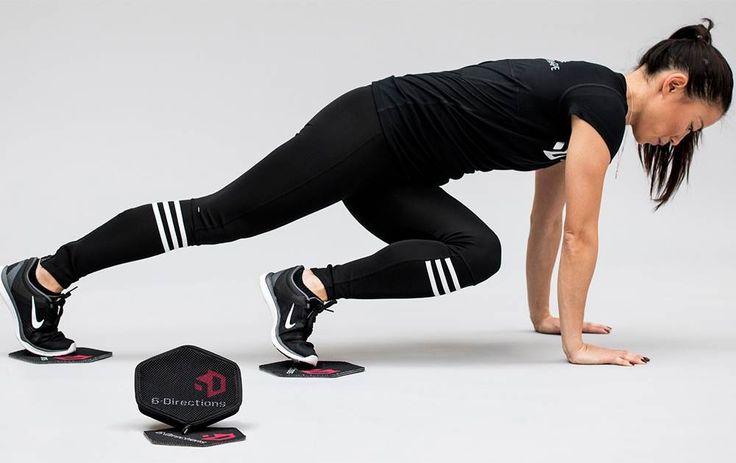 Slidetræning: 4 effektive øvelser, der træner hele kroppen - ALT.dk