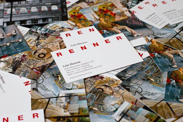 Lois Renner Business Cards
