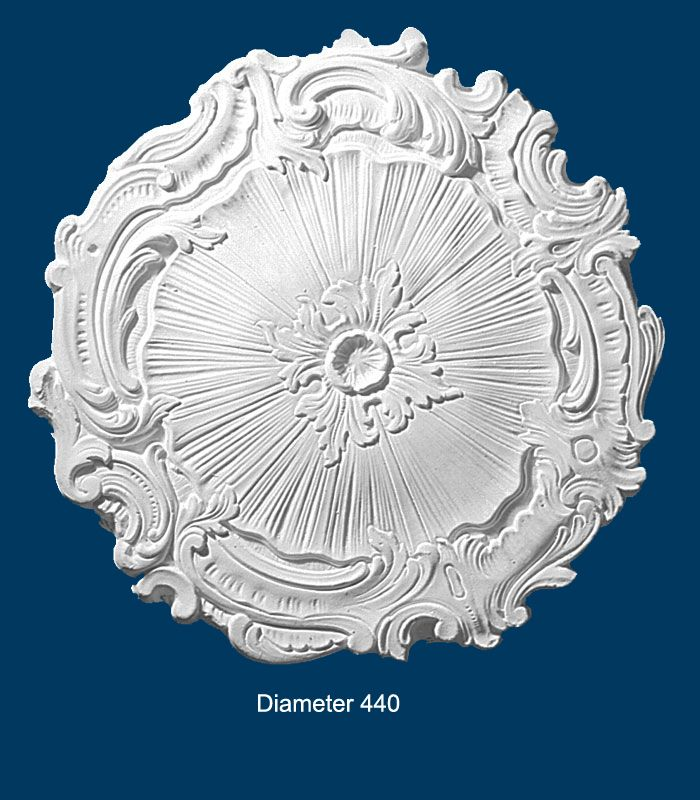 Decorative Plaster Ceiling Centre BCT 025