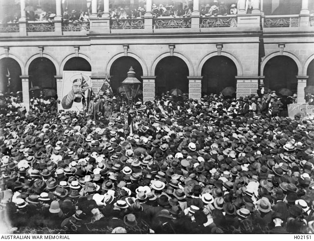 conscription during world war one essay World war 1 conscription  conscription is the compulsory military service for young men when world war one first broke out, a number of people enlisted, in 1914 it was a rate at 10000 people per month by the end of 1916 australians realised world war one wasn't going to end any time soon and gained more knowledge about battlefront conditions and the high rates of casualties.