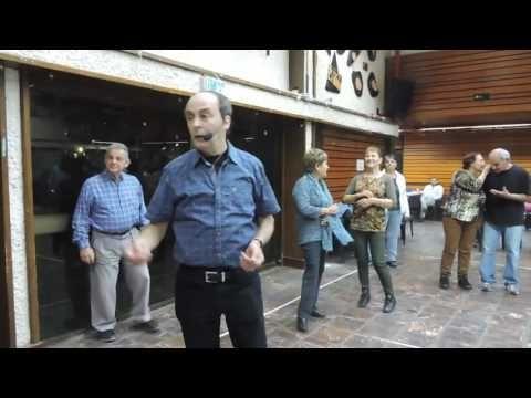 Karavan bamidbar , Israeli Dance of Maurice PERETZ - YouTube
