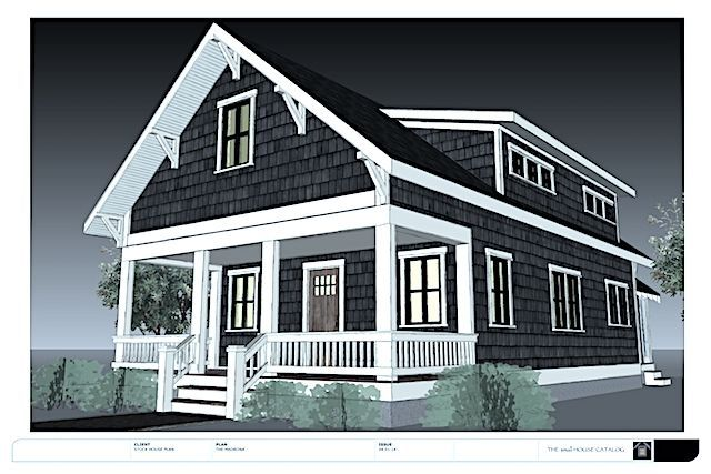 No 11 Madrona House Styles Cottage Small House Plans