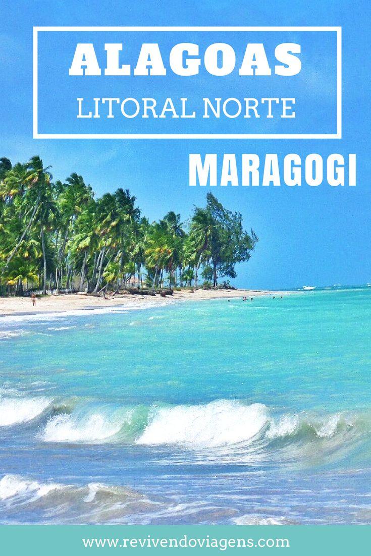 Algumas das praias mais bonitas do litoral norte de Alagoas estão em Maragogi. Conheça todas e se delicie. #Nordeste #Alagoas #Maragogi #praia